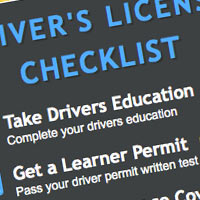 NJ New License Checklist